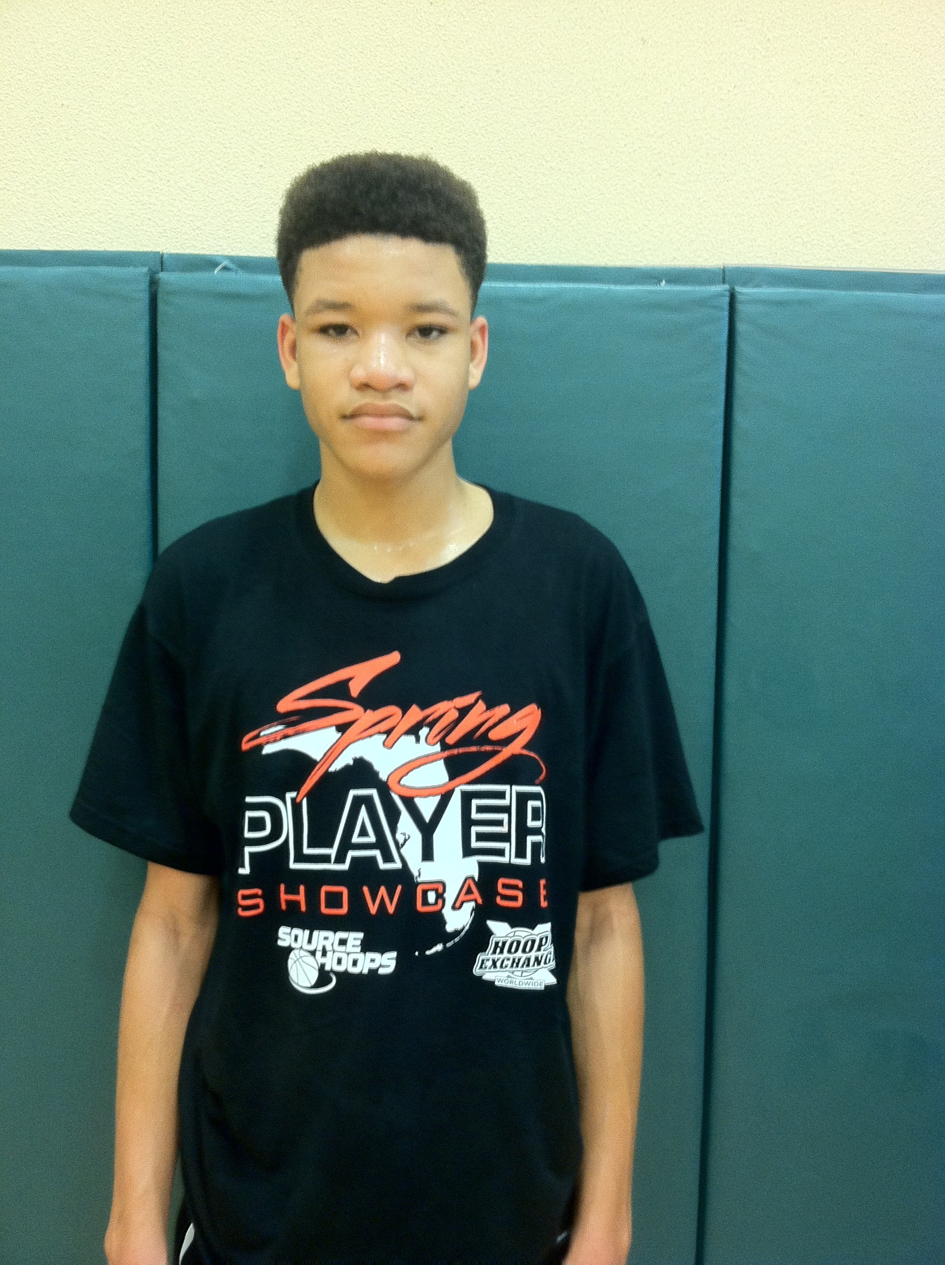young Kevin Knox