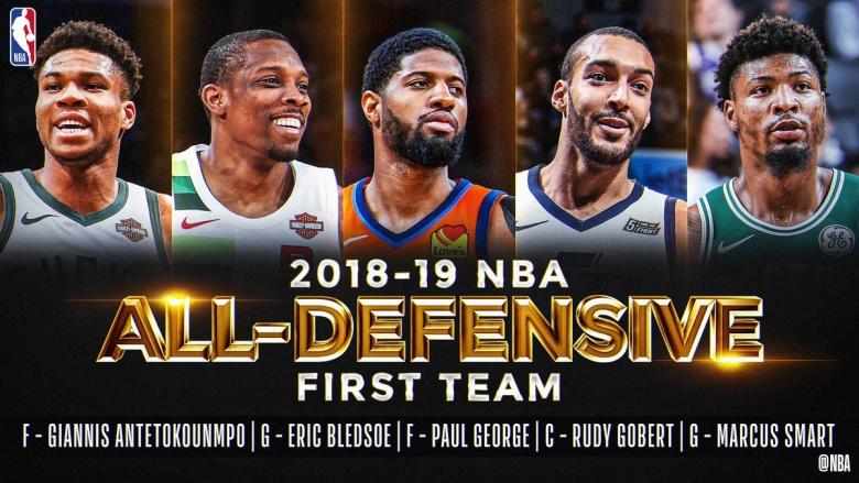 NBA All Defense