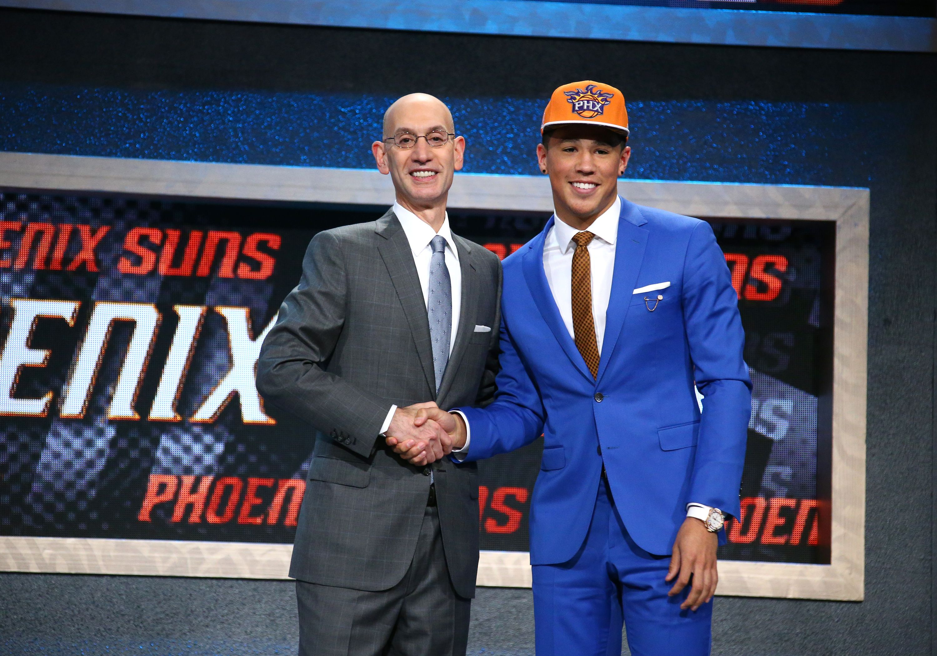 Booker draft