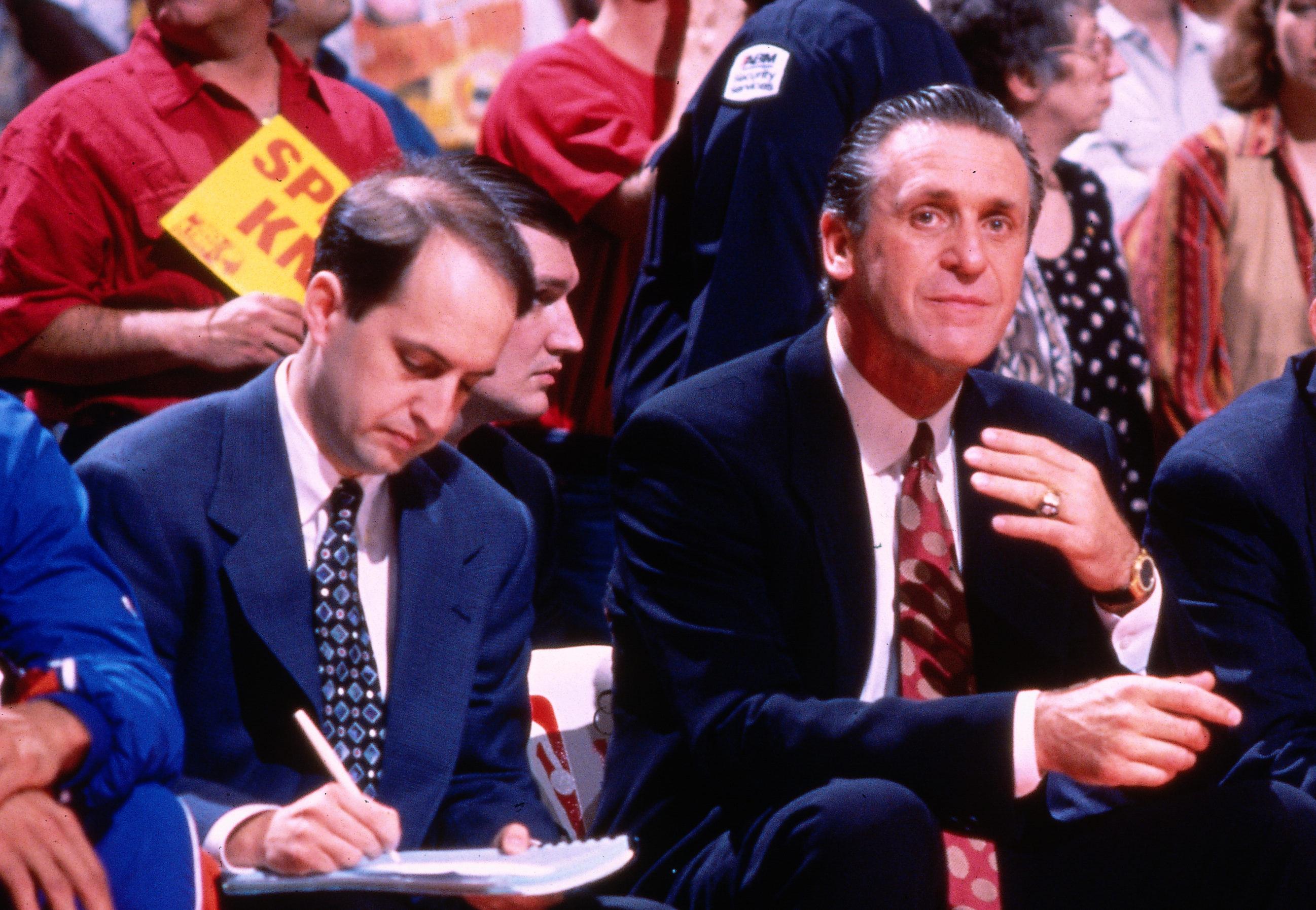 New York Knicks: Pat RIley