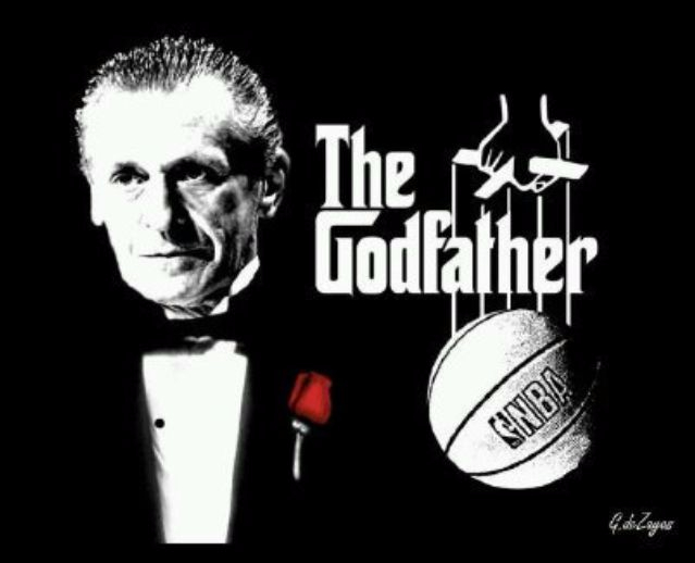 Riley the Godfather
