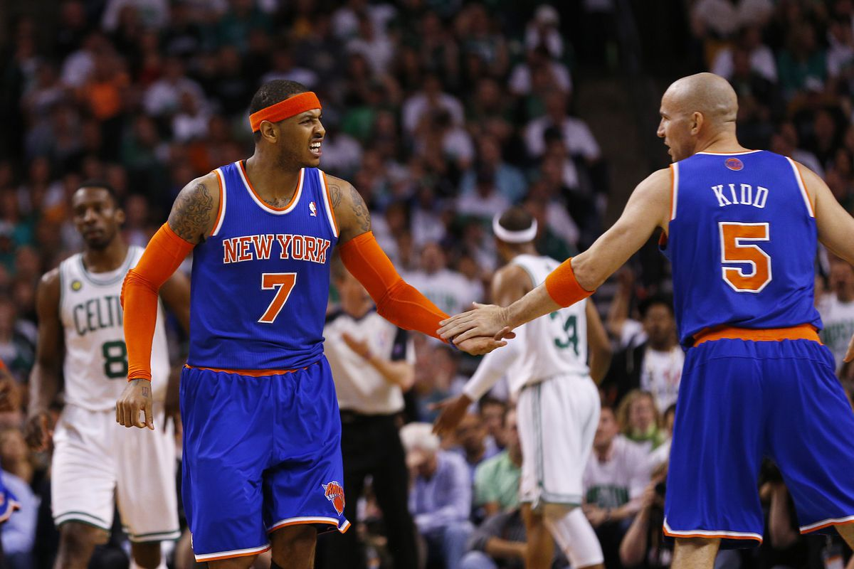 NBA Playoffs 2013, Knicks vs. Celtics: New York holds off Boston's comeback, wins in 6